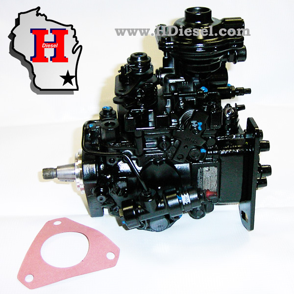 1991 5-1993 dodge cummins ve injection pump with intercooled engine  #hdp0460426205