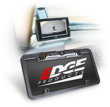 Edge Backup Camera for CTS
