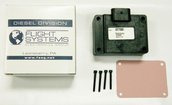 Flight Systems Upgraded 6.5 PMD