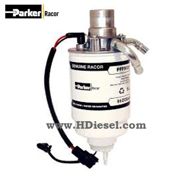 2004-2010 gm 6 6 lly lbz lmm duramax fuel filter assembly