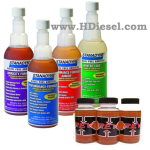 Diesel Fuel Conditioner and Oil Additives