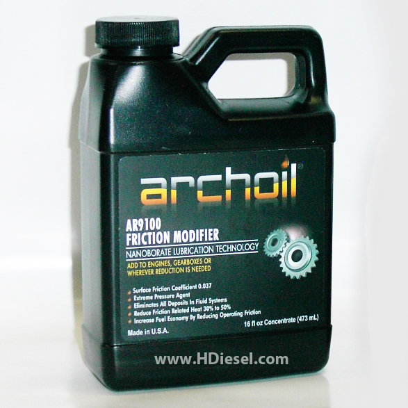 ford oil additives powerstroke engine treatment