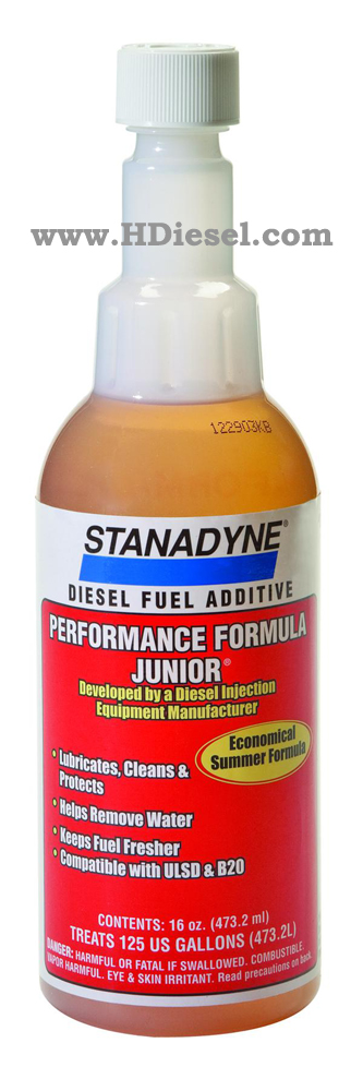 Stanadyne Performance Formula Jr