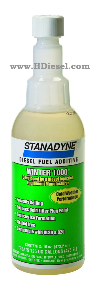 Stanadyne Winter 1000 Fuel Additive