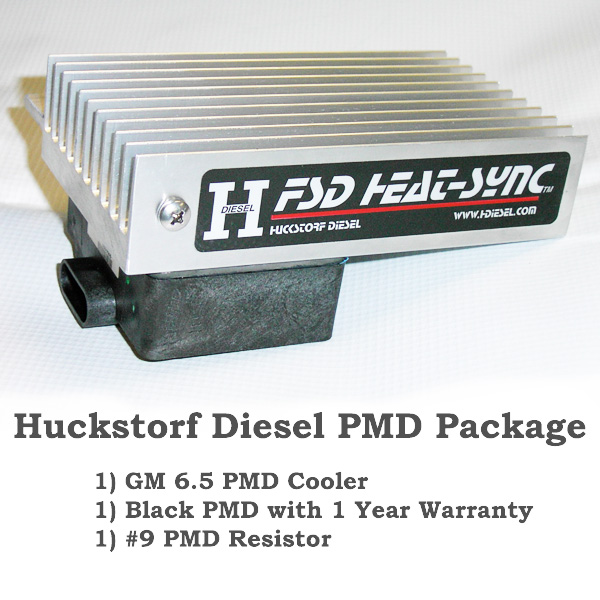 1994-2002 GM 6.5L PMD and Cooler Package Deal