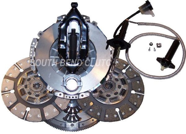 Dodge Cummins Diesel G56 Manual Transmission Performance Clutch Kits