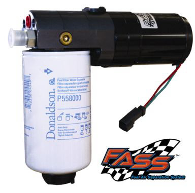 GM FASS Replacement Fuel Filters & Water Separators | FASS