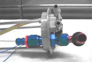 Duramax Manual Primer fuel Pump