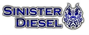 Store Logo Sinister Diesel on Yanmar Pump Diesel Problems