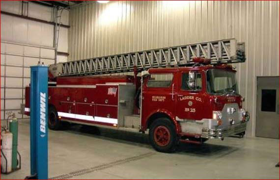 diesel Fire Engine Repair