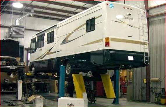diesel RV Engine Repair