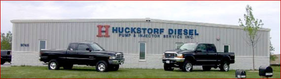huckstorf Diesel Pump & Injection Service building exterior